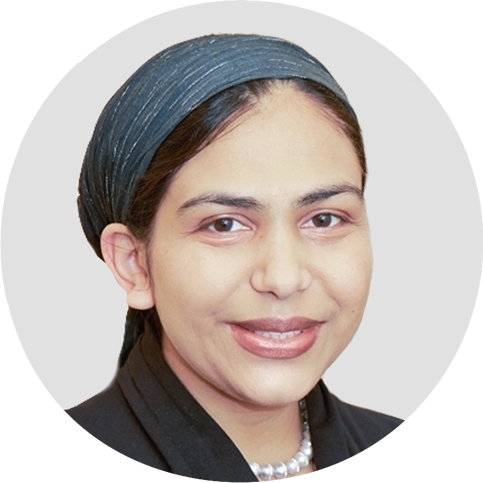 Image of Tejal Kaur, a psychiatrist in New York City, smiling at the camera. You can work with an ADHD therapist in New York City with the help of a psychiatrist.   10001   10002