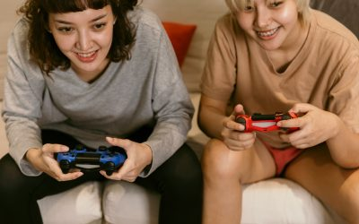 Treating your anxiety or depression with video games